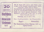 Austria, 20 Heller, FS 521