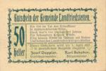Austria, 50 Heller, FS 499IIb
