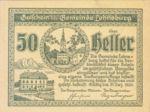 Austria, 50 Heller, FS 561II