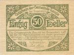 Austria, 50 Heller, FS 506IIa
