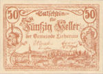 Austria, 50 Heller, FS 521