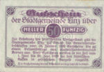 Austria, 50 Heller, FS 529b