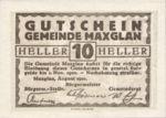 Austria, 10 Heller, FS 602a