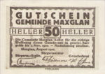 Austria, 50 Heller, FS 602a