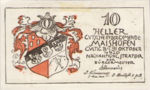 Austria, 10 Heller, FS 572
