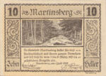 Austria, 10 Heller, FS 593