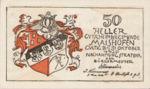 Austria, 50 Heller, FS 572