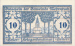 Austria, 10 Heller, FS 604.5