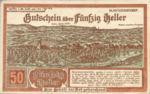Austria, 50 Heller, FS 577a