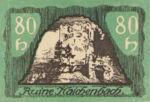 Austria, 80 Heller, FS 592a