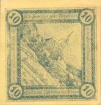 Austria, 10 Heller, FS 625