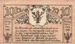 Austria, 10 Heller, FS 636I