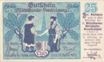 Austria, 25 Heller, FS 550a