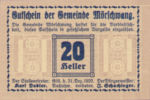 Austria, 20 Heller, FS 629b
