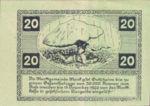 Austria, 20 Heller, FS 576b