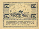 Austria, 20 Heller, FS 576c