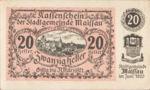 Austria, 20 Heller, FS 573SSL