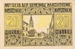 Austria, 20 Heller, FS 581b