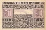Austria, 50 Heller, FS 581d