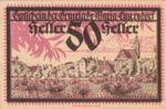 Austria, 50 Heller, FS 582a