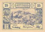 Austria, 25 Heller, FS 618a
