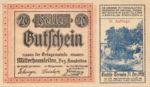 Austria, 20 Heller, FS 620d