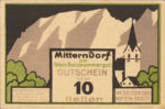 Austria, 10 Heller, FS 621Ia