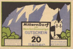 Austria, 20 Heller, FS 621Ia