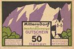 Austria, 50 Heller, FS 621Ia