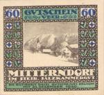 Austria, 60 Heller, FS 621IIa1