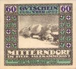 Austria, 60 Heller, FS 621IIb1