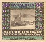 Austria, 80 Heller, FS 621IIb1