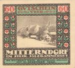 Austria, 60 Heller, FS 621IIc1