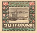 Austria, 80 Heller, FS 621IIc1