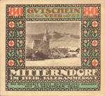 Austria, 80 Heller, FS 621IId1