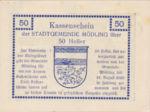 Austria, 50 Heller, FS 623.01