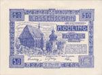 Austria, 50 Heller, FS 623.02