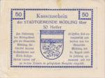 Austria, 50 Heller, FS 623.06
