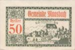 Austria, 50 Heller, FS 628a