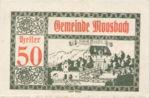 Austria, 50 Heller, FS 628ax