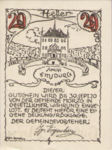 Austria, 20 Heller, FS 630a