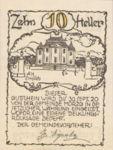 Austria, 10 Heller, FS 630a