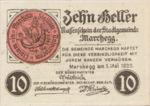 Austria, 10 Heller, FS 580a2