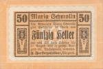 Austria, 50 Heller, FS 587Ia