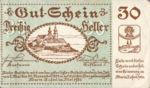 Austria, 30 Heller, FS 589a