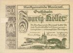 Austria, 20 Heller, FS 590II