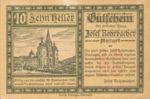 Austria, 10 Heller, FS 591a