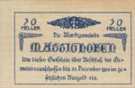 Austria, 10 Heller, FS 594c