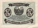 Austria, 20 Heller, FS 598IB