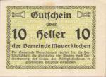 Austria, 10 Heller, FS 598IBa